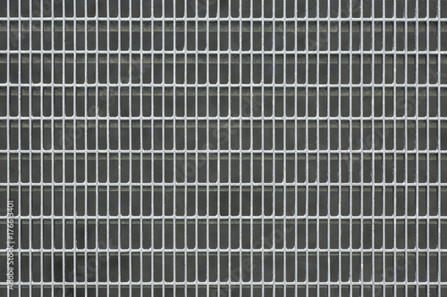 Canvas-taulu Metal grille texture