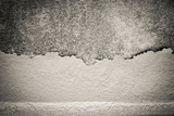 grunge  black and gray   painted wall abstract background