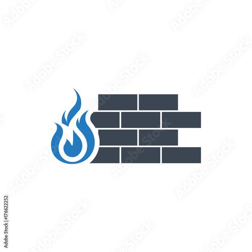 Fotografía  Firewall Icon