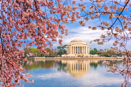 Washington DC Spring
