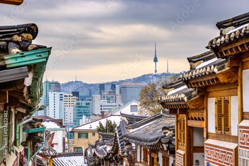 Photo sur Aluminium Seoul Seoul, South Korea