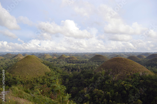 Chocolate Hills Poster
