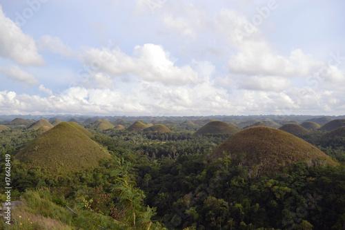 Photo  Chocolate Hills