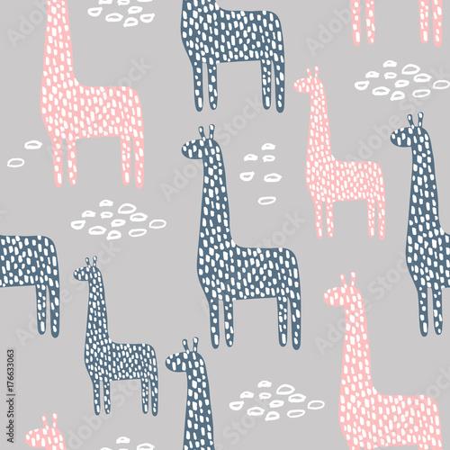 bezszwowy-wzor-z-zyrafa-dziecinna-tekstura-dla