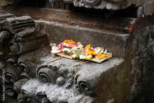 Plakat Hinduistische Opfergabe