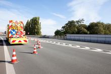 Hazards At Roadworks