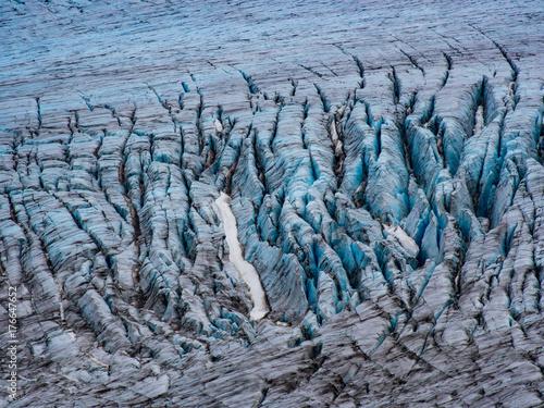Plakat Zamknięcie szczeliny lodowcowej