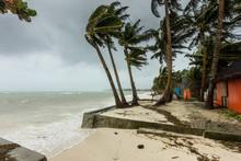 A Tropical Beach Awaiting The ...