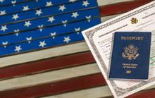USA Passport And Naturalizatio...
