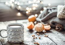 A Cozy Christmas Tea Cup Still...