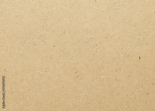 Beige Particle Pressed Wood Panel Of Oriented Strand Board OSB Texture Background In Light