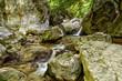 Тисовый водопад в Крыму