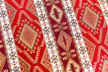 National Turkish Pattern On T...