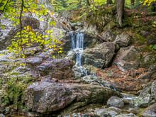 Little Waterfall In The Mounta...