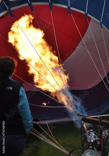 Plakat Festiwal balonowy