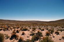 Paysage Fantasmagorique Bolivien