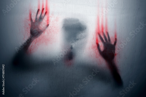 Pinturas sobre lienzo  Ghost