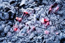 Burnt Coal Ash