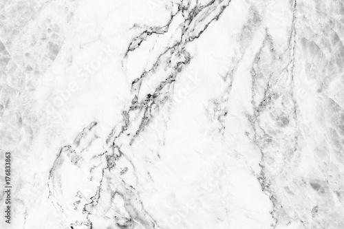Plakaty elegancki biało-czarny marmur