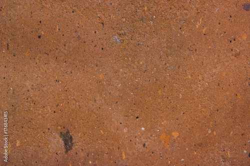 Canvas Print Volcanic tuff background, ground texture