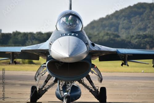 Fototapeta Mitsubishi F-2