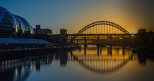 Newcastle-upon-Tyne Bridges An...