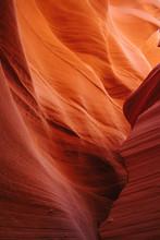 Views Inside Antelope Canyon S...