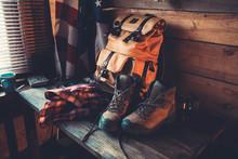 Traveler's Attire And Gear