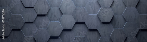 tlo-szesciokatnego-betonu-glowica-witryny