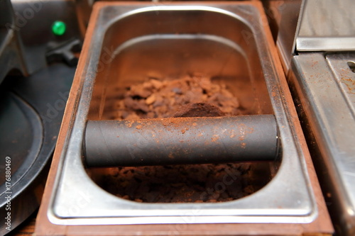Fotografie, Obraz  Coffee beans.