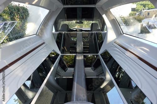 Fotografie, Obraz  funeral wagon details