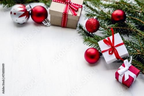 Zdjęcie XXL Boże Narodzenie Prezent Tło