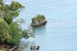 A very small island