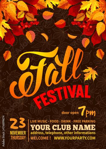 Fall festival - 176899674