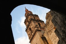 City Of Cuernavaca Mexico. Chu...