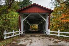 Everett Covered Bridge, Cuyaho...