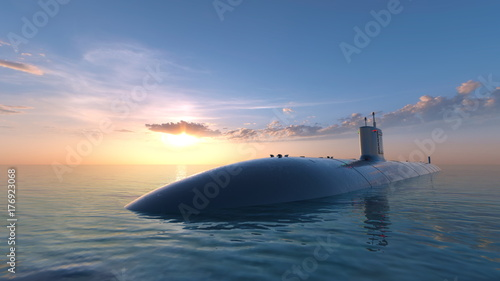 фотография 潜水艦