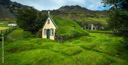 Hofskirkja church, Iceland