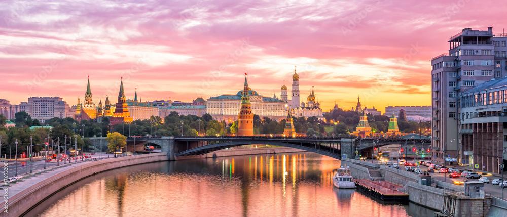 Fototapety, obrazy: Moscow Kremlin