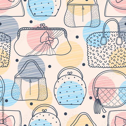 Tapety Glamour  wzor-ladny-moda-z-torby-i-kropki-linia-background-seamless-wzor-moze-sluzyc-do-tapet-deseniem-wypelnienia-tla-strony-internetowej-tekstur-powierzchni