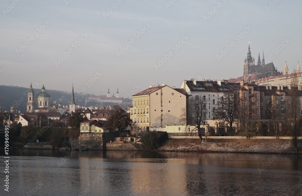 Foto  View of Prague