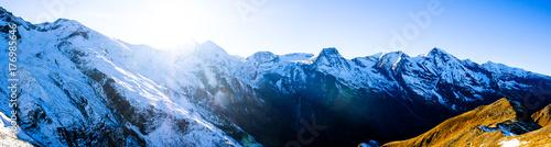 Fotografie, Obraz  grossglockner mountain