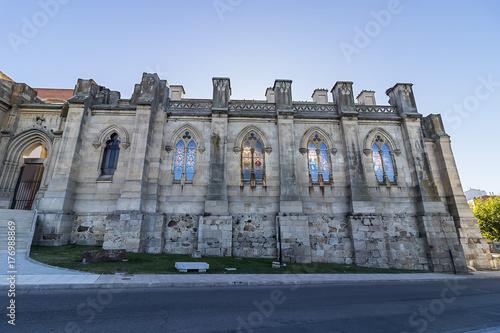 Fotografie, Obraz  The Basilica of Santa Teresa de Jesus is a religious temple of the ducal village of Alba de Tormes, Spain