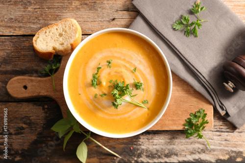 vegetable soup Fototapet