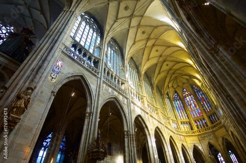 Fotografija  Saint Vitus cathedral