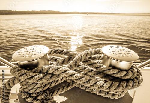 Fotografía  ship bollard
