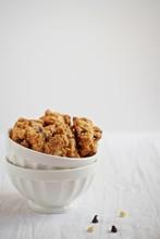 Soya And Multigrain Flour Cookies