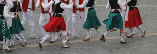 Valokuva  Euskal dantza