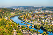 Autumn In Trier, The Oldest City In Germany