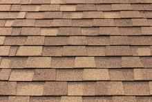 Brown Tile Roof  Background.